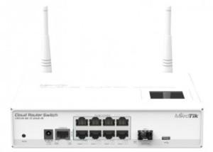 Switch Mikrotik Crs109 8g 1s 2hnd In Mikrotik Cloud